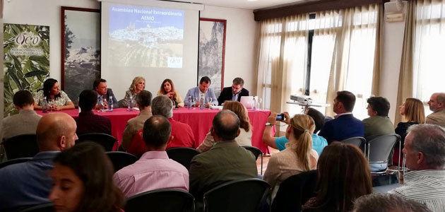 AEMO renueva la presidencia de Ana María Romero y aprueba un Manifiesto de Apoyo al Olivar de Montaña