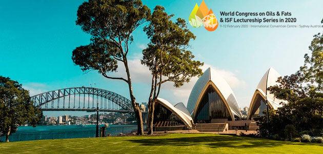 Australia acogerá el Congreso Mundial de Aceites y Grasas