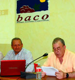 El Grupo Baco aprueba su fusión con Dcoop