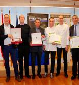 Molino Alfonso, Aceites Impelte y Fernando Alcober e Hijos, Premios al Mejor Aceite del Bajo Aragón