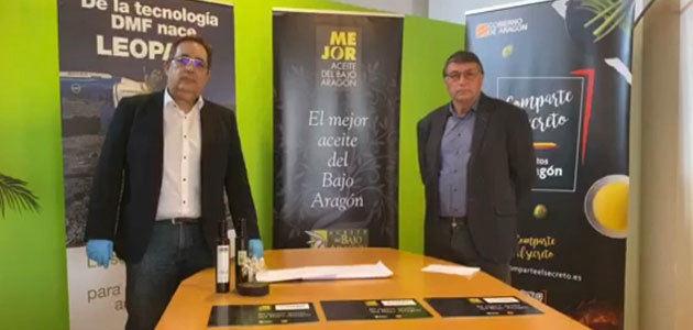La DOP Aceite del Bajo Aragón adjudica los galardones a sus mejores AOVEs