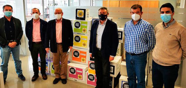 Grupo Interóleo incrementa su aportación al Banco de Alimentos