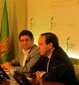 La Interprofesional y la Diputación de Jaén difundirán las bondades del AOVE entre médicos de diferentes países