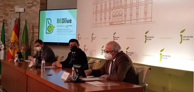 'BE_OLIVE': olivar, AOVE y salud