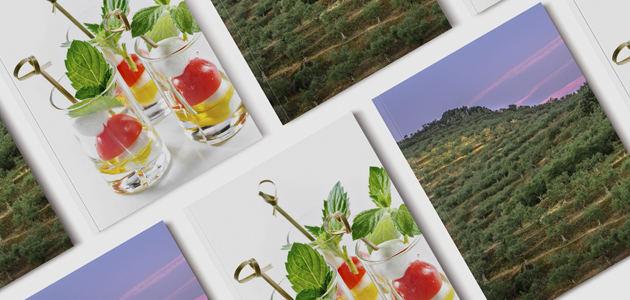 Día del Libro: 20 obras oleícolas y gastro para la cuarentena