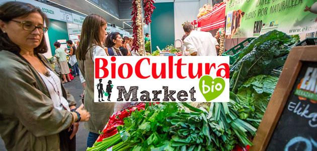 BioCultura Market Madrid 2020: nueva versión de la feria BioCultura