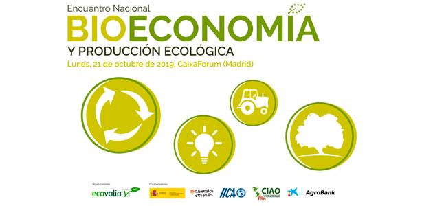 El valor del olivar ecológico en la bioeconomía se abordará en un encuentro en Madrid