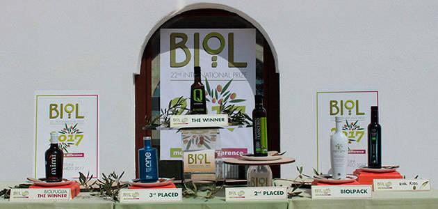 AOVEs de Lazio, Toscana y España, en el podio del XXII Premio BIOL