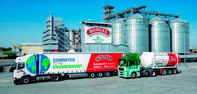 Borges Agricultural & Industrial Edible Oils renueva el certificado del COI