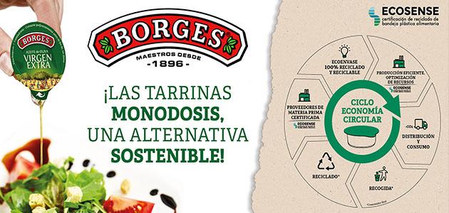 Borges, comprometidos por naturaleza