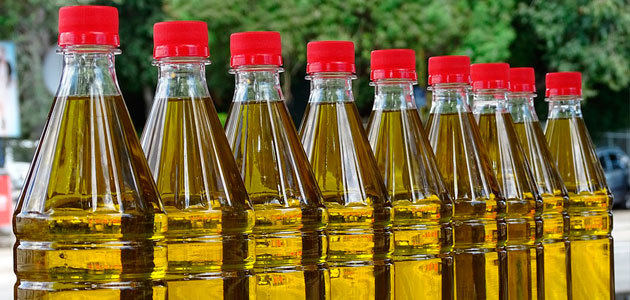 Las exportaciones europeas de aceite de oliva a EEUU caen un 16,3% en los dos primeros meses de campaña