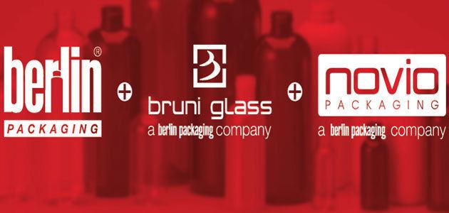 Berlin Packaging adquiere Novio Packaging para su integración en la organización de Bruni Glass en Europa