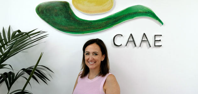 CAAE incorpora a María José Flores como directora de operaciones