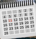 Avance del calendario ferial 2015: lo que no te puedes perder