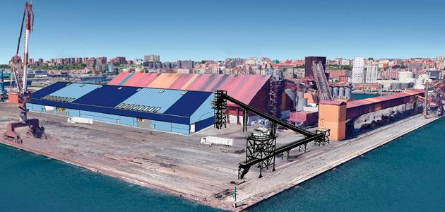 Calero Indaisa, adjudicataria de la fabricación, suministro y montaje de la mayor planta portuaria de España