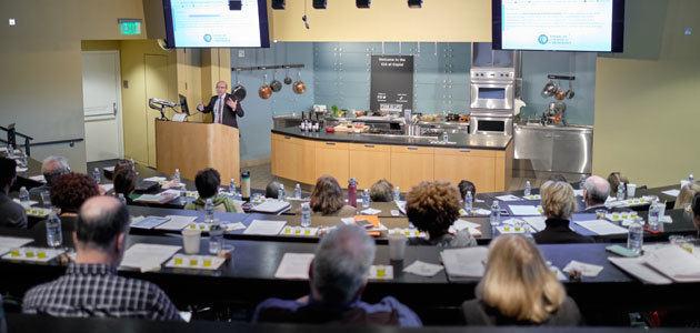 Aceites de Oliva de España, presente en la Conferencia Healthy Kitchens, Healthy Lives 2019 en California