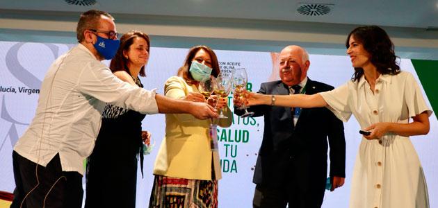 'Sabor a tus platos, salud a tu vida', la campaña promocional de los AOVEs andaluces