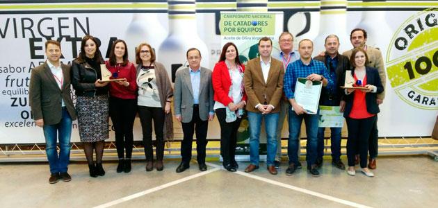La DOP Priego de Córdoba acoge mañana la III edición del Concurso Nacional de Catadores por Equipos