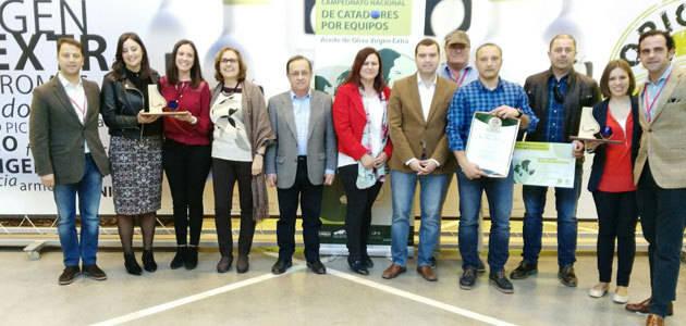 """El equipo """"Los Narizones"""" gana el II Campeonato Nacional de Catadores"""