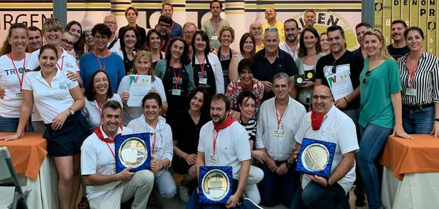 España gana el I Campeonato Internacional de Catadores de AOVE por Equipos