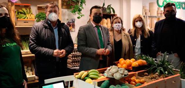 Castilla-La Mancha impulsa las cadenas cortas de comercialización