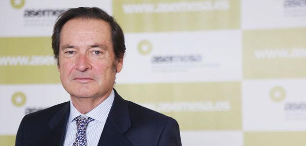Carlos Camacho presenta su dimisión como presidente de Asemesa