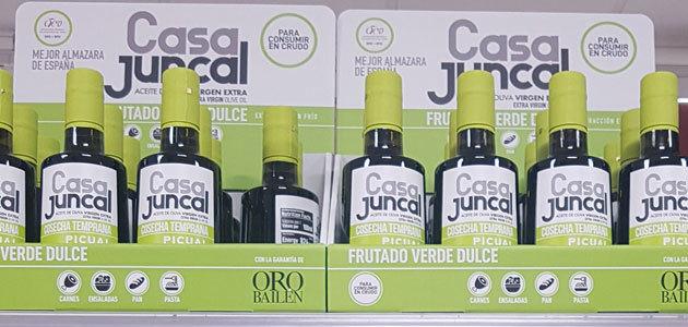 Casa Juncal Cosecha Temprana vuelve a los lineales de Mercadona con la nueva cosecha 2019/20