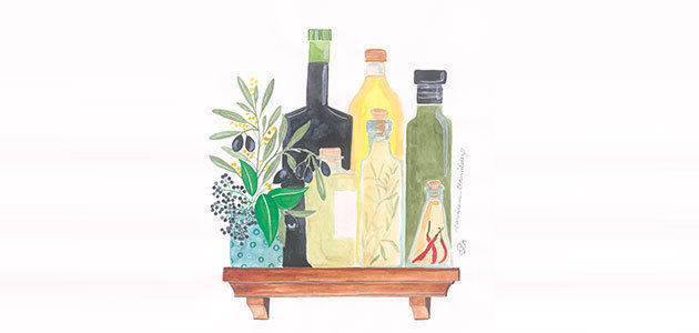 Un AOVE para cada plato: Los zumos que no pueden faltar en tu despensa
