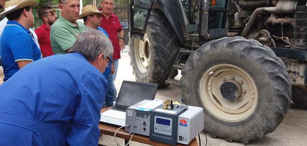 Un catalizador de hidrocarburos reduce la emisión de gases y el gasto en combustible para maquinaria agrícola
