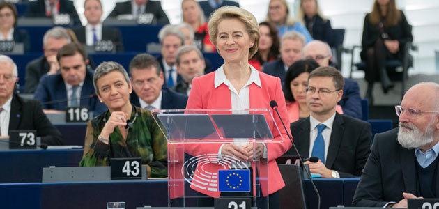 La Eurocámara da el visto bueno a la nueva Comisión Europea