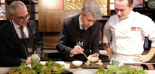 Formación, investigación y análisis sensorial en el nuevo Centro de Innovación Gastronómica de la Comunidad de Madrid