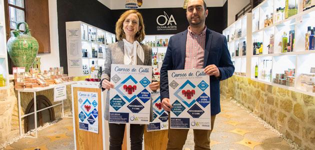 Agenda formativa sobre cata de AOVE del Centro de Interpretación 'Olivar y Aceite' para 2020