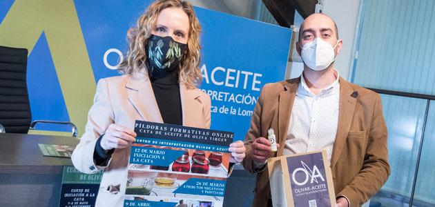Nuevas propuestas formativas del Centro de Interpretación 'Olivar y Aceite'