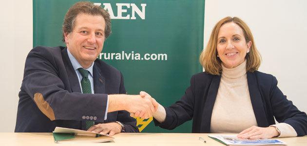 """El Centro de Interpretación """"Olivar y Aceite"""" y la Fundación Caja Rural de Jaén colaborarán en la """"Fiesta de los Aceites de Nueva Cosecha"""""""