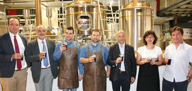 Nace Olivarera, la primera cerveza con cebada cultivada en olivares de Jaén
