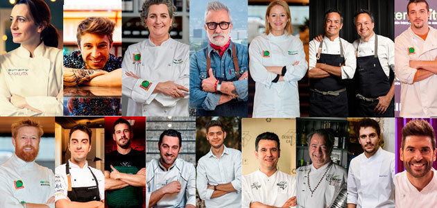 Nuevos referentes gastronómicos para consolidar la reinvención de las aceitunas