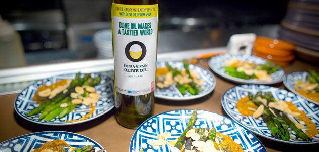 Nuevas acciones promocionales de la campaña Olive Oil World Tour en Estados Unidos