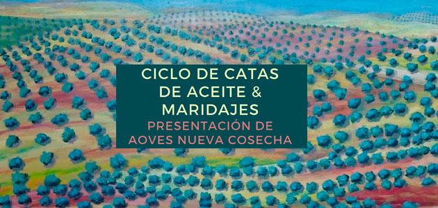 Ciclo de catas y maridajes en el Centro 'Olivar y Aceite'