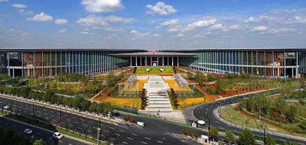 ICEX organiza la participación española en la feria China International Import Export