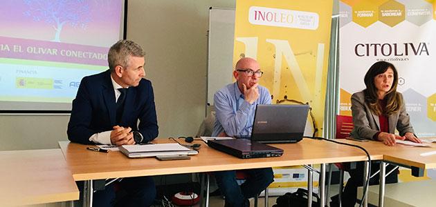 Inoleo y Citoliva desvelan las tecnologías que acelerarán la transformación digital de la industria oleícola