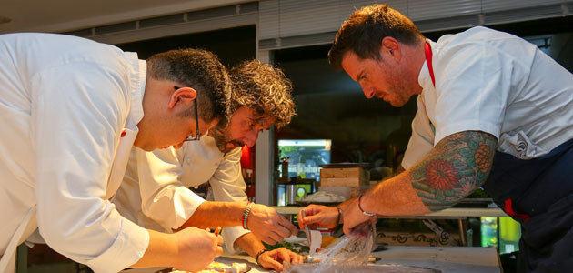 Una experiencia culinaria inédita en torno al AOVE