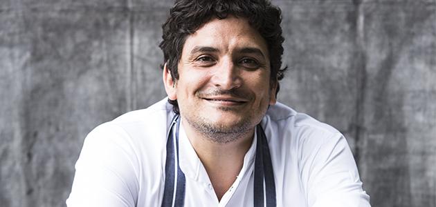 Mauro Colagreco: 'En mi cocina sólo utilizo virgen extra'