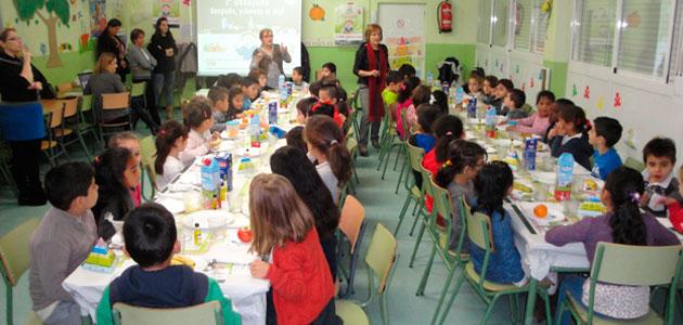 La Agencia de Salud Pública de Cataluña recomienda que el aceite de oliva sea más habitual en los menús escolares