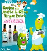Colival pone en marcha el I Concurso Infantil de Recetas de Cocina con AOVE