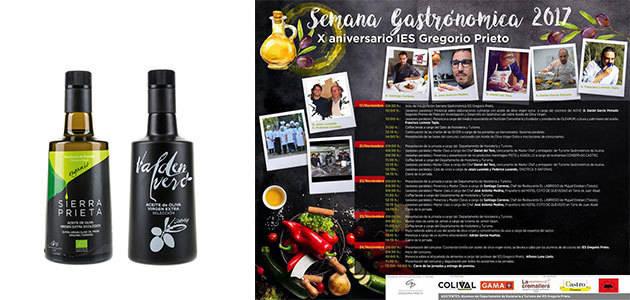 Los zumos de Colival se convierten en protagonistas del X Aniversario IES Gregorio Prieto y su Semana Gastronómica