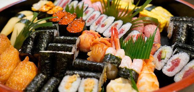 Comida japonesa y AOVE: maridaje perfecto