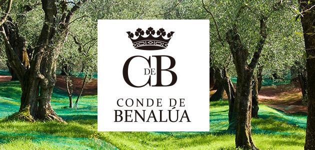 Conde de Benalúa impulsa el aceite verde