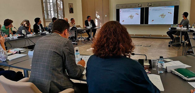 Baleares expone en Córcega sus medidas para luchar contra la Xylella fastidiosa