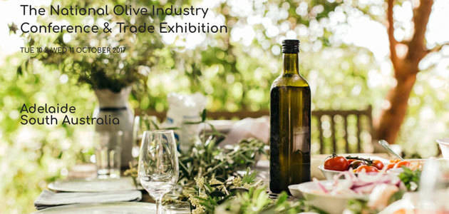 Australia celebra en octubre su conferencia y exposición nacional sobre aceite de oliva