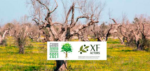 III Conferencia Europea sobre Xylella fastidiosa y reunión final de XF-ACTORS
